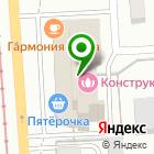 Местоположение компании МТА