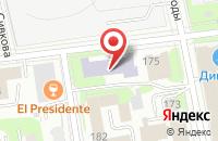 Схема проезда до компании Производственно-Коммерческая Компания  в Ижевске