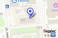 Схема проезда до компании МАГАЗИН АВТОЗАПЧАСТЕЙ ЮЖАНИН А. А. в Ижевске