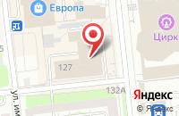 Схема проезда до компании Издательский Дом «Субботняя Газета» в Ижевске
