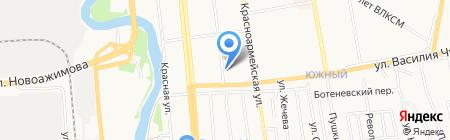 Городская Налоговая Консультация на карте Ижевска