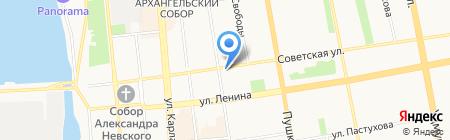 Банкомат Альфа-Банк на карте Ижевска