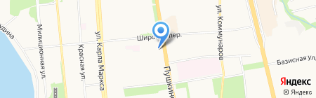 Бадди на карте Ижевска