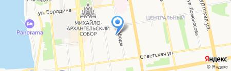 СЕО Эксперт на карте Ижевска