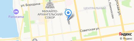 Kliento.ru на карте Ижевска