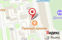 Схема проезда до компании Торговый Дом «Вмк» в Ижевске