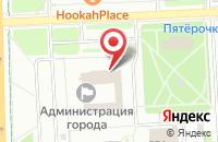 Схема проезда до компании Отдел по делам несовершеннолетних и защите их прав в Ижевске
