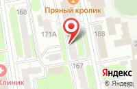Схема проезда до компании Штамп в Ижевске