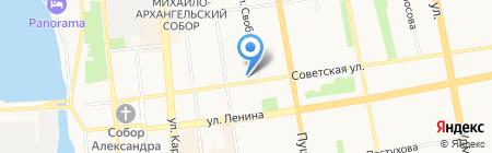 Читай-Город на карте Ижевска