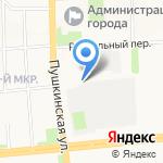 Авторент на карте Ижевска
