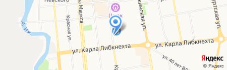 ZooМир на карте Ижевска