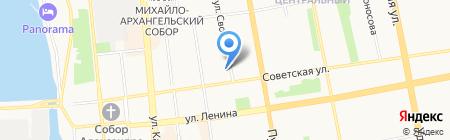 Ремцентр на карте Ижевска