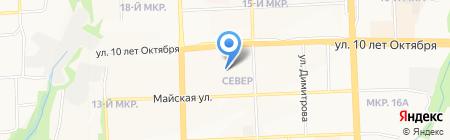 Вкусняшки к чаю на карте Ижевска