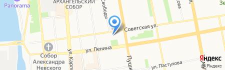 Нет Забот на карте Ижевска