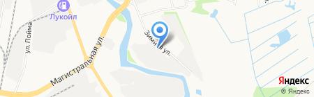 Магазин для сантехника на карте Ижевска