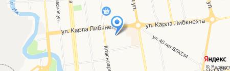 Ваша стоматология на карте Ижевска