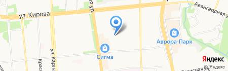 Энергоконсалтинг на карте Ижевска