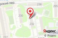 Схема проезда до компании Сото в Ижевске