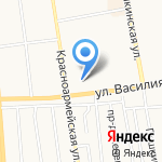 ВсеИнструменты.ру на карте Ижевска