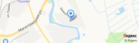 Город Дверей на карте Ижевска