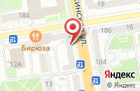 Схема проезда до компании Юлдаш в Ижевске