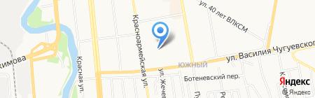 Экзотика на карте Ижевска
