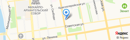 ВиДом на карте Ижевска