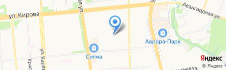 iАндерстенд на карте Ижевска