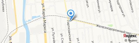 Станция кузовного ремонта на карте Ижевска