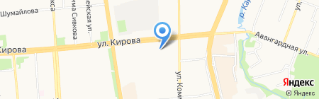 Твоя персона на карте Ижевска