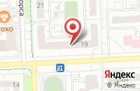 Схема проезда до компании Производственная Компания «Доброс» в Ижевске