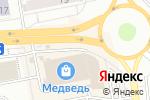 Схема проезда до компании Maxi Стиль в Ижевске