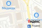 Схема проезда до компании Связной в Ижевске