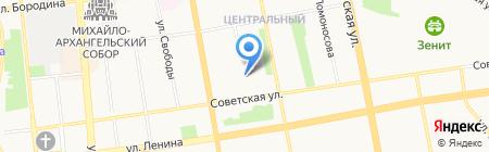 Ваши 7 вечеров на карте Ижевска