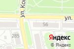 Схема проезда до компании Феникс в Ижевске