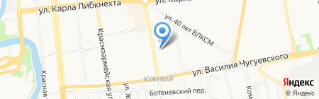 Kuchenberg на карте Ижевска