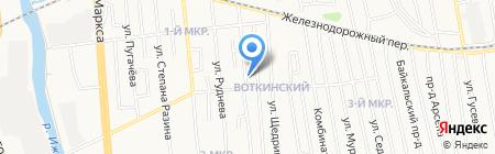 Посуда Европы Ижевск на карте Ижевска