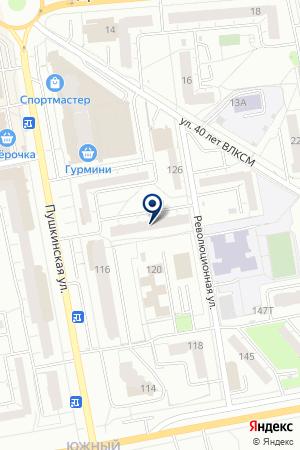 Nbparts18ru на карте Ижевска