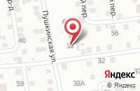 Схема проезда до компании Автомойка в Малом Исаково