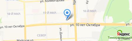 Жильё без посредников на карте Ижевска