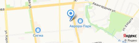 Дом керамики на карте Ижевска