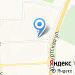 Grazia uno на карте Ижевска