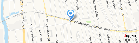 Автотехцентр на карте Ижевска