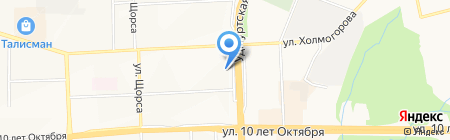 Fleur de Parfum на карте Ижевска