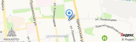 Можем! на карте Ижевска