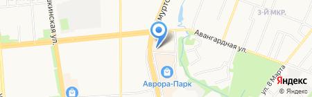 Бар веселых историй на карте Ижевска