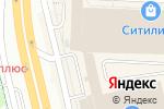 Схема проезда до компании Наше золото в Ижевске
