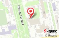 Схема проезда до компании Настоящая Музыка в Ижевске