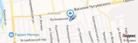 Главбаза на карте Ижевска
