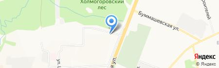 Управление по физической культуре на карте Ижевска